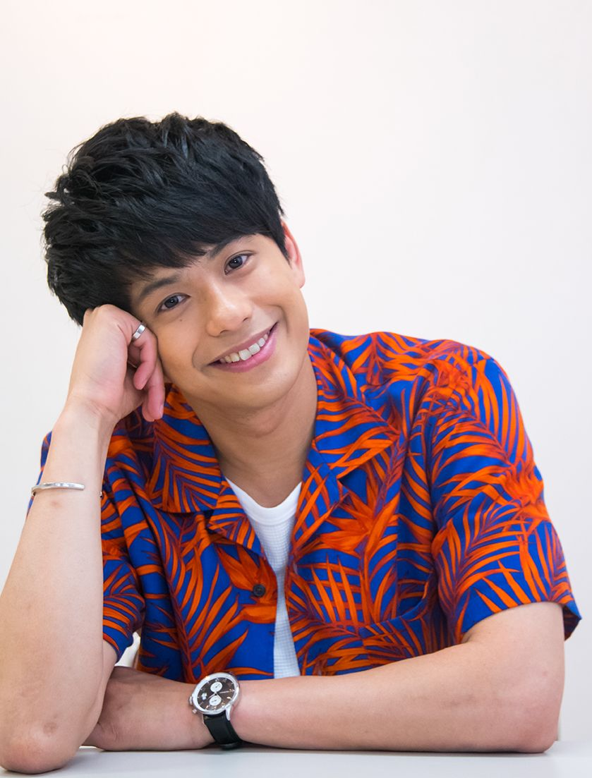 [EXCLUSIVE] Get to Know 'Ready Player One' Actor Win Morisaki