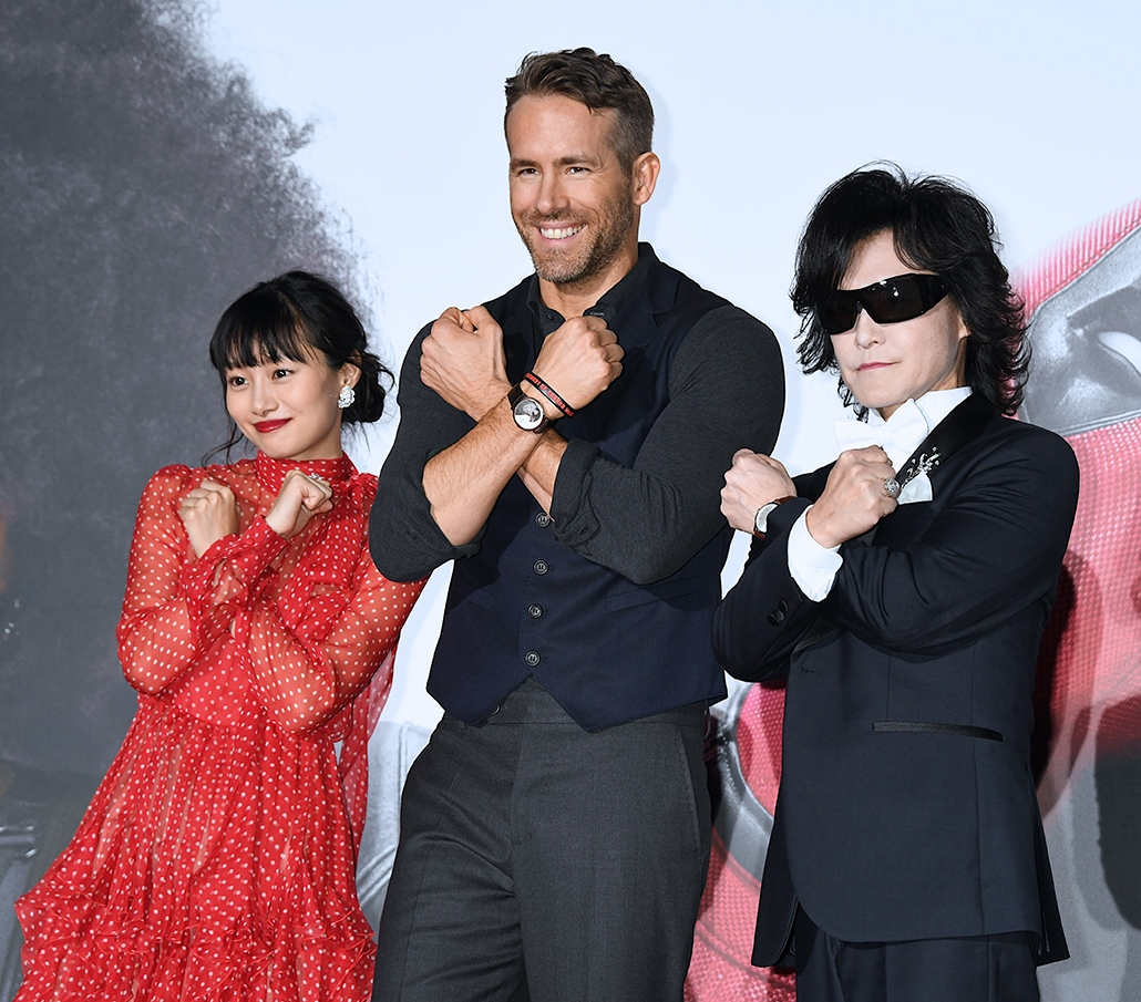 'A Dream Come True': Ryan Reynolds Promotes 'Deadpool 2' in Japan