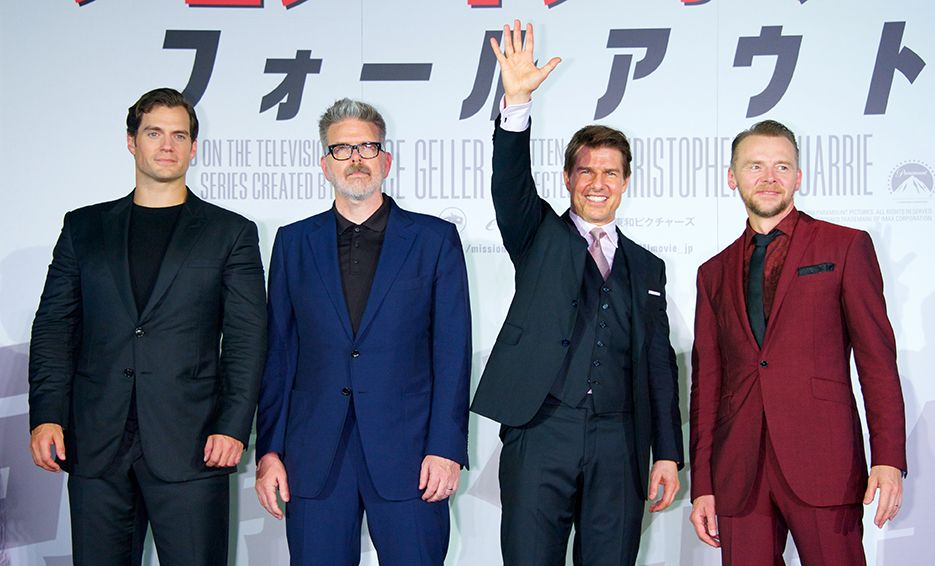 CRUISIN' IN JAPAN: Tom Cruise Visits the Country for 23rd Time, Brings New 'Mission'