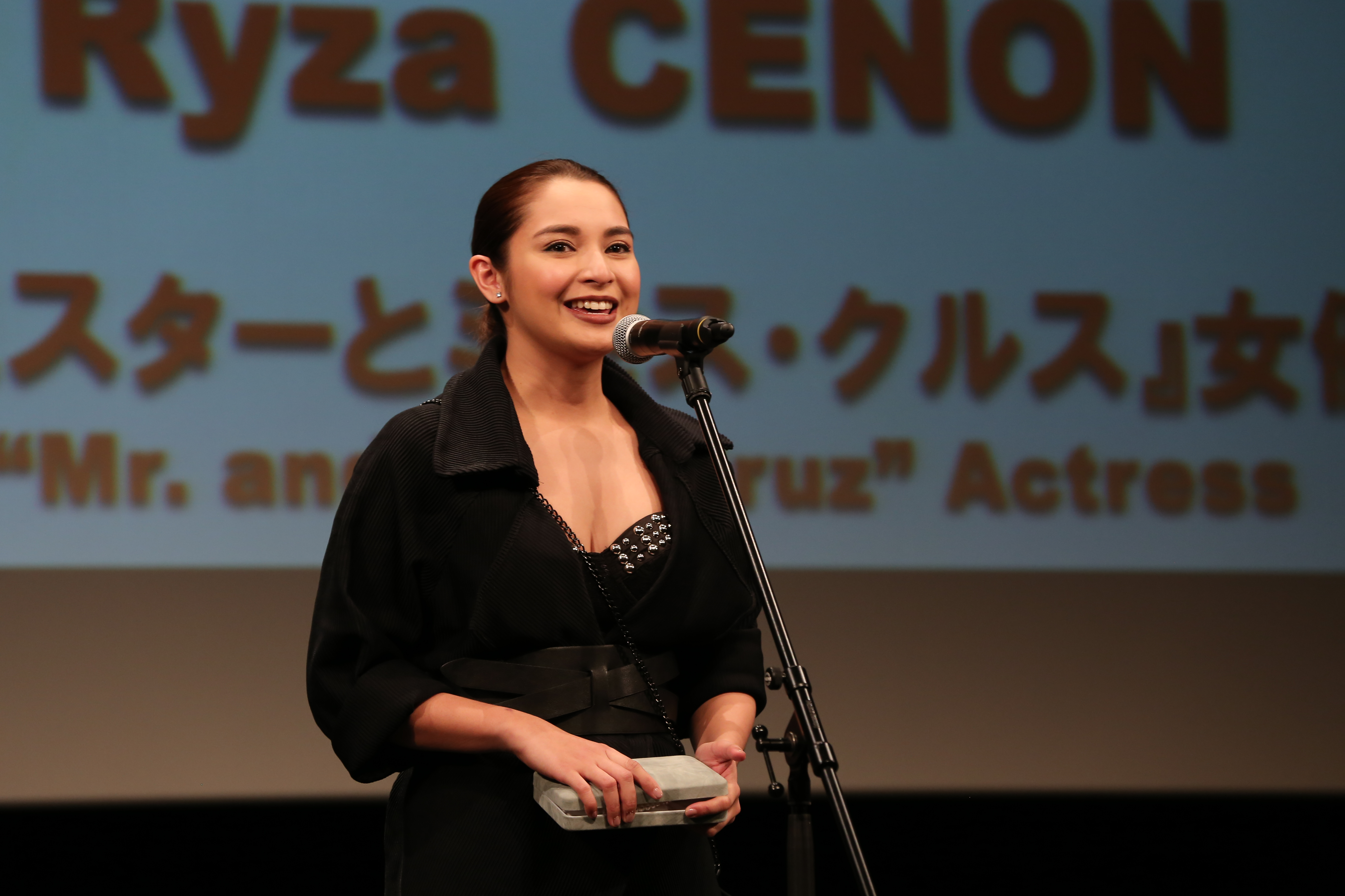 Ryza Cenon Wins Most Brilliant Performer at Osaka Asian Film Fest