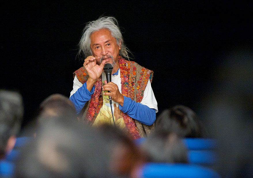 Kidlat Tahimik Shares Spotlight with Son in Tokyo Retrospective