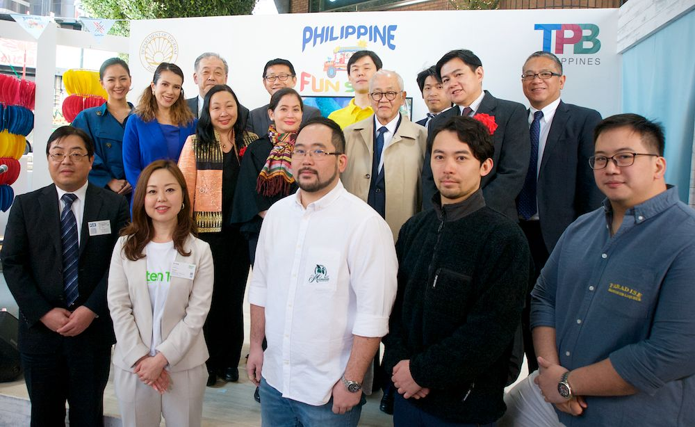 DOT Launches Refreshed 'It's More Fun in the Philippines' Campaign in Japan, Holds 'Philippine Fun Sale'