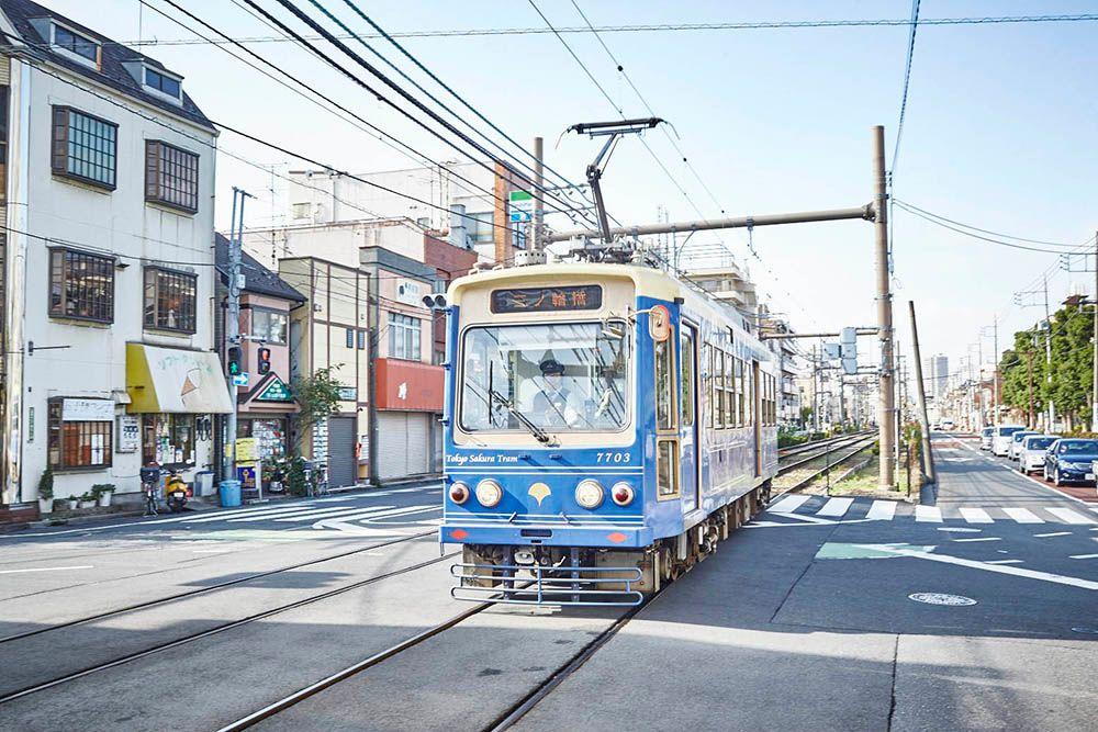Experience 'Life Along the Line' Through Tokyo Sakura Tram