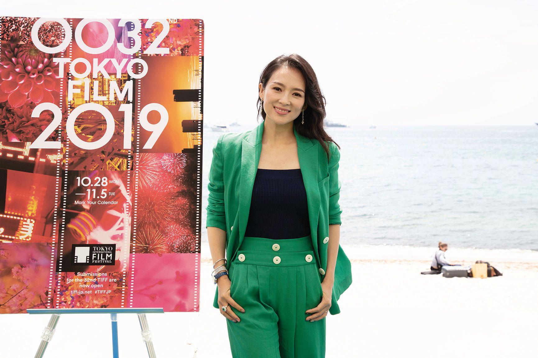 Zhang Ziyi Named Tokyo Film Fest Jury