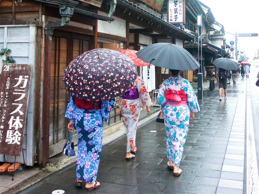 Enjoying Japan's 'Fifth' Season