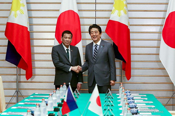 Duterte Ends Successful Working Visit to Japan