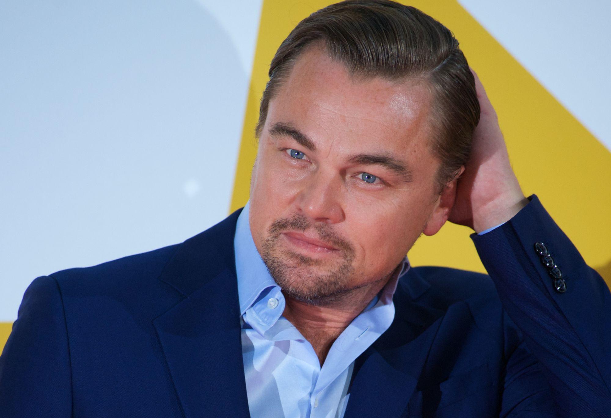 Leonardo DiCaprio Hits Tokyo With Quentin Tarantino