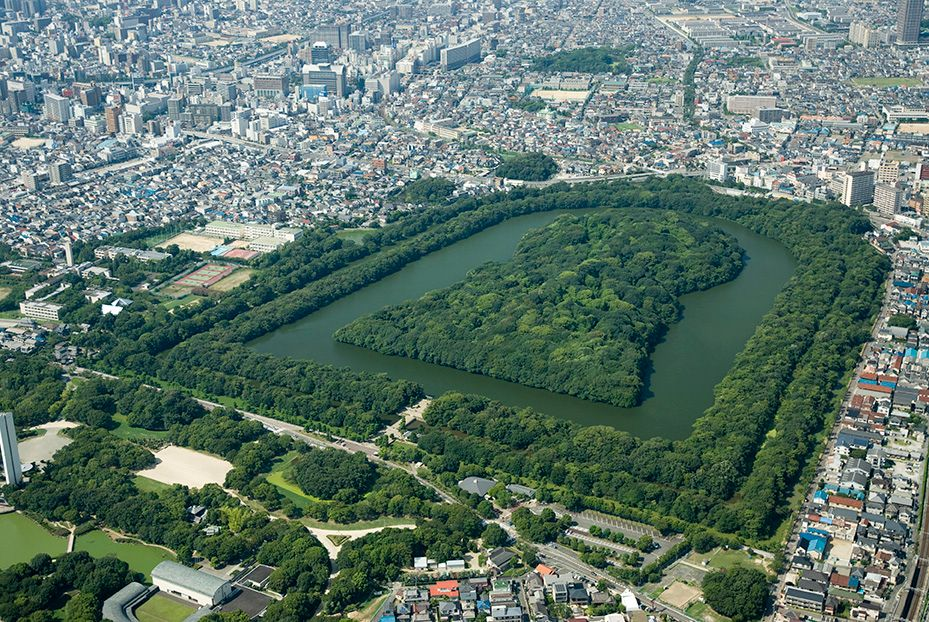 UNESCO Adds Osaka's Mozu-Furuichi Kofun Group to World Heritage List
