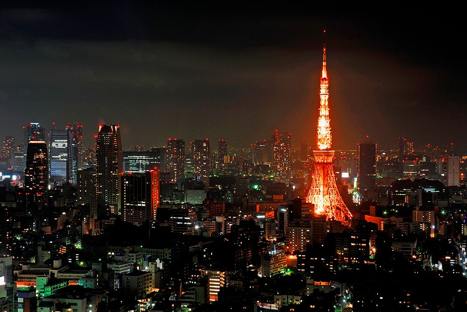Tokyo Selected Best Large City in the World for Fourth Consecutive Year