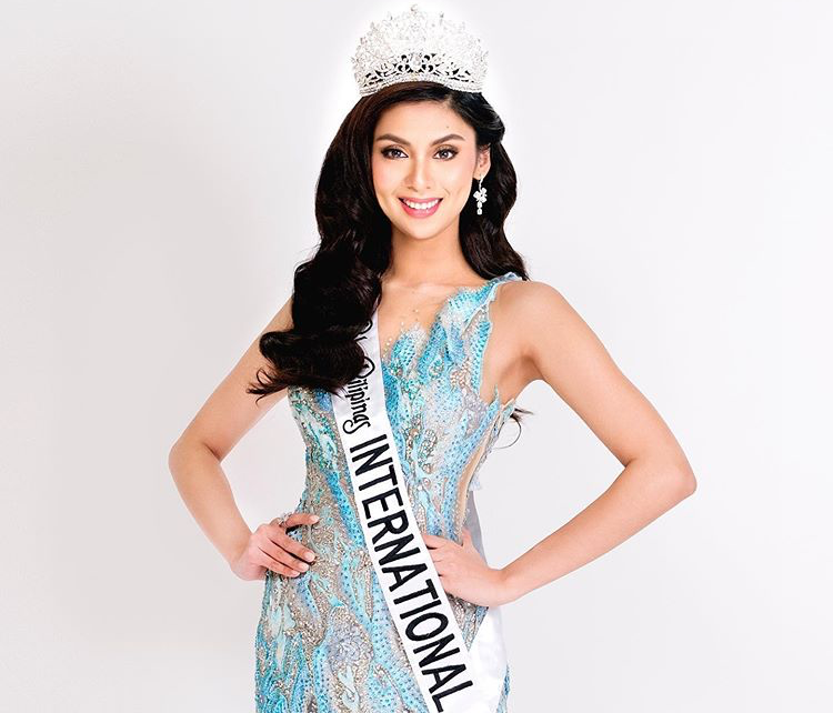 Bea Patricia Magtanong to Compete in Miss International 2019 in Tokyo