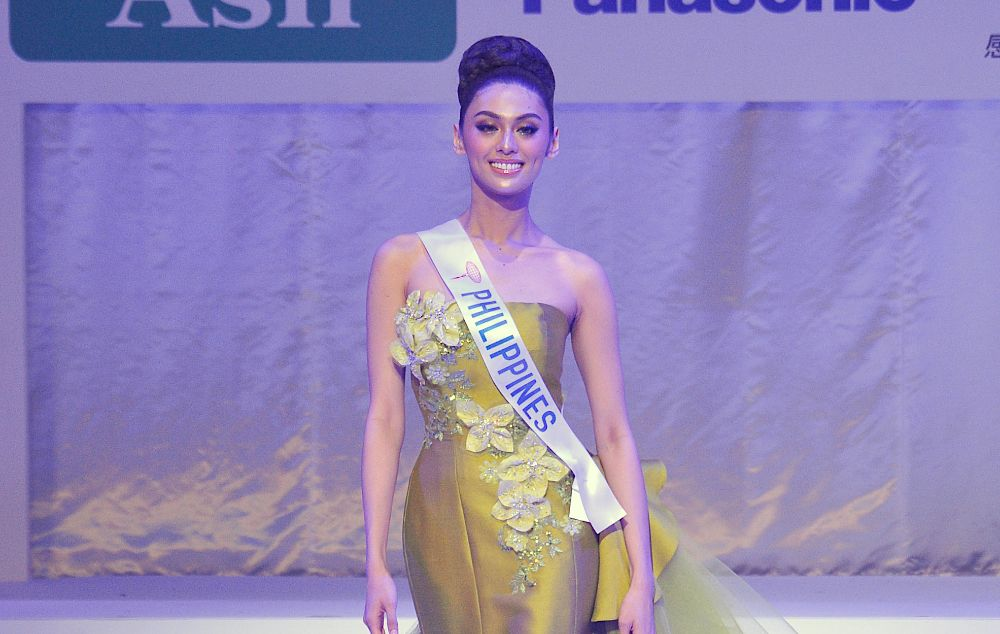 PH's Patch Magtanong Finishes in Top 8 of Miss International 2019