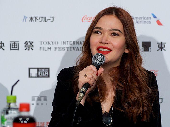 Bela Padilla Returns to Tokyo Film Fest for 'Mañanita'