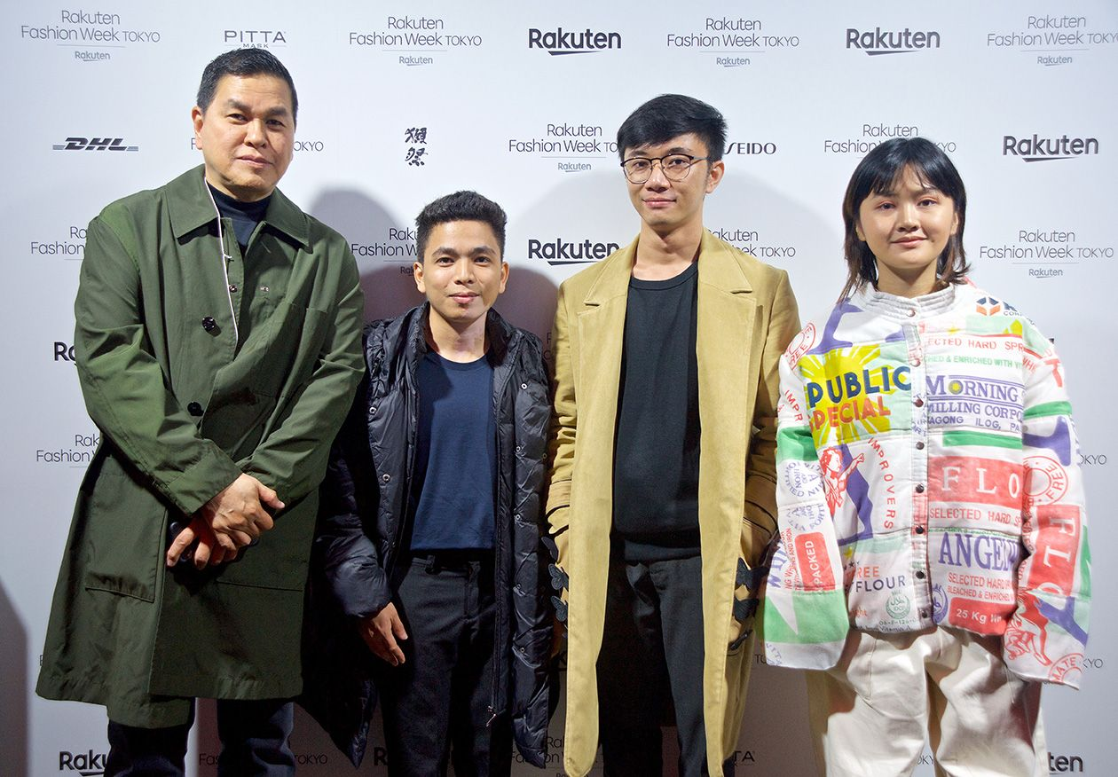 Bench Brings Young PH Designers to Japan Fashion Week for the Fourth Time