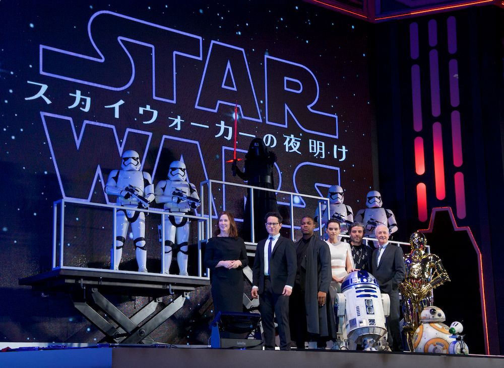 'Rise of Skywalker' Fan Event Brings the Force Back to Japan