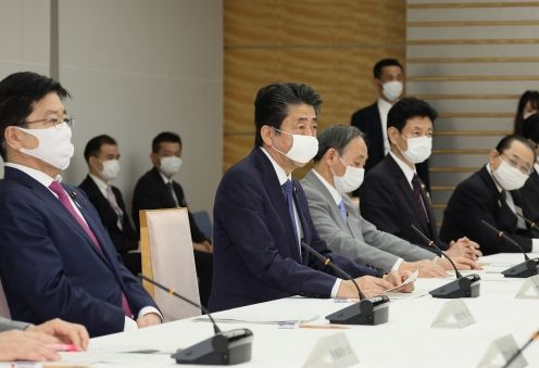 Japan to Strengthen Preventive Measures Against COVID-19