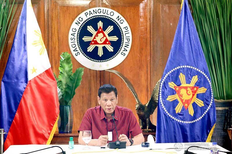Duterte Places Metro Manila Under GCQ Starting June 1