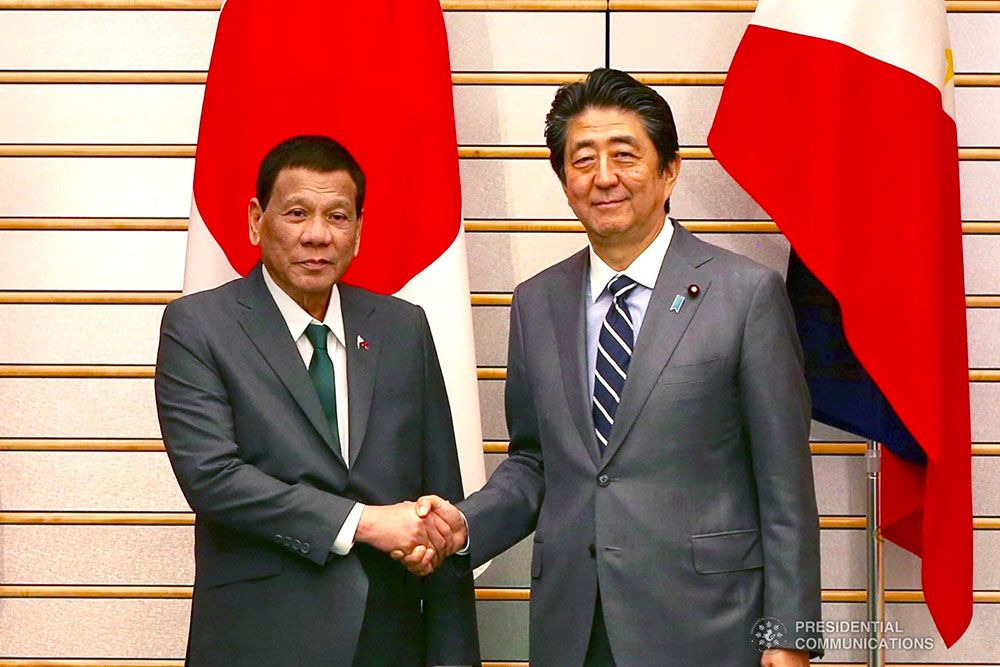 Philippines Thanks Japan for Free Avigan Supply for COVID-19 Research