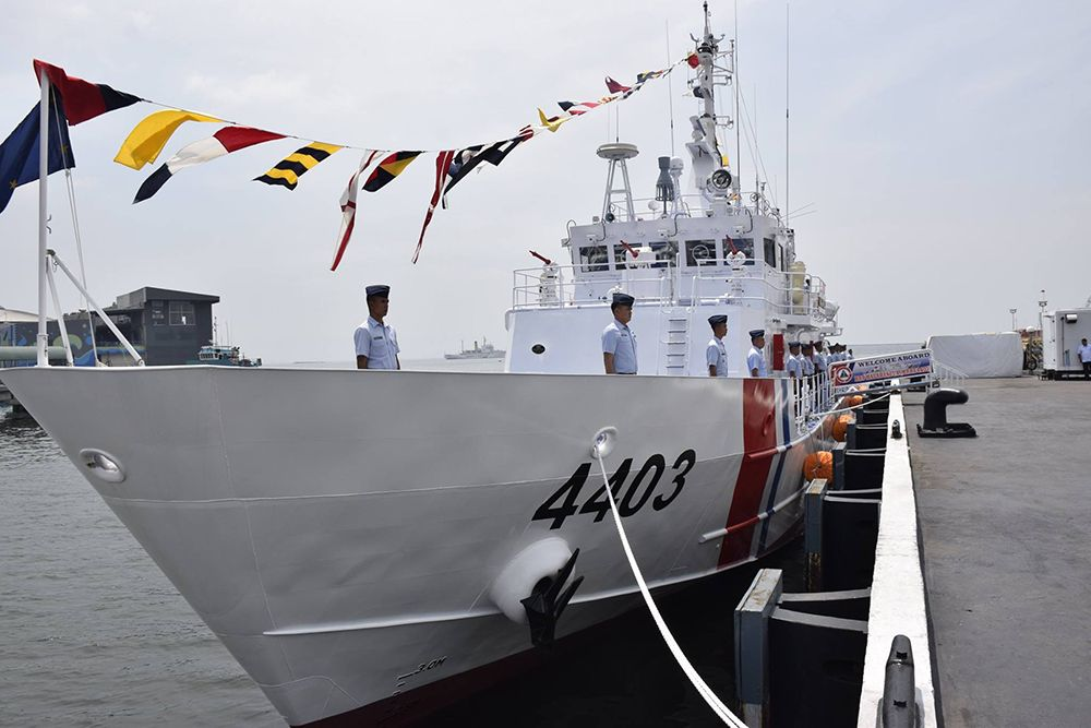 JICA Lauds PH Coast Guard Efforts in COVID-19 Response Using Vessels from Japan