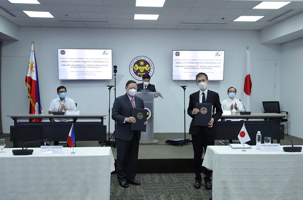 JICA Continues Support to Philippine Infra to Help Boost Economy Amid Pandemic