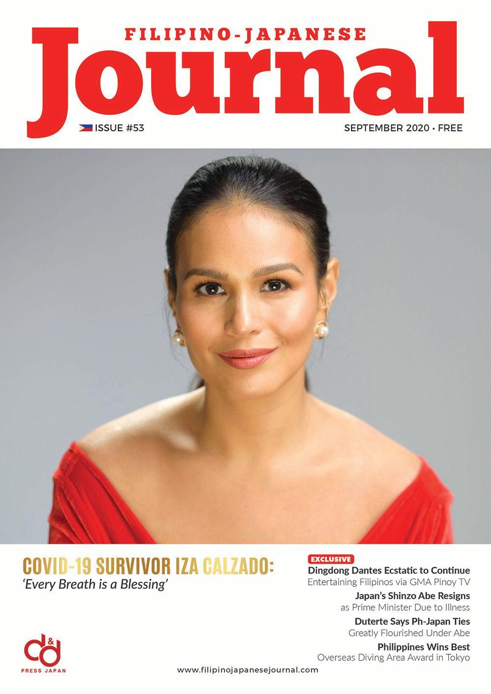 COVID-19 Survivor Iza Calzado: 'Every Breath is a Blessing'