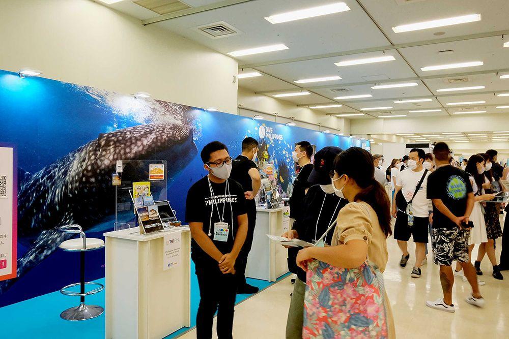 Philippines Wins Best Overseas Diving Area Award in Tokyo
