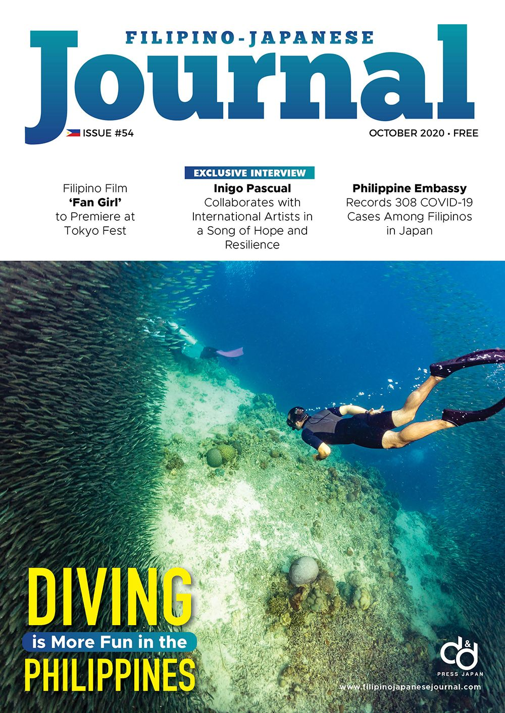 Diving is More Fun in the Philippines
