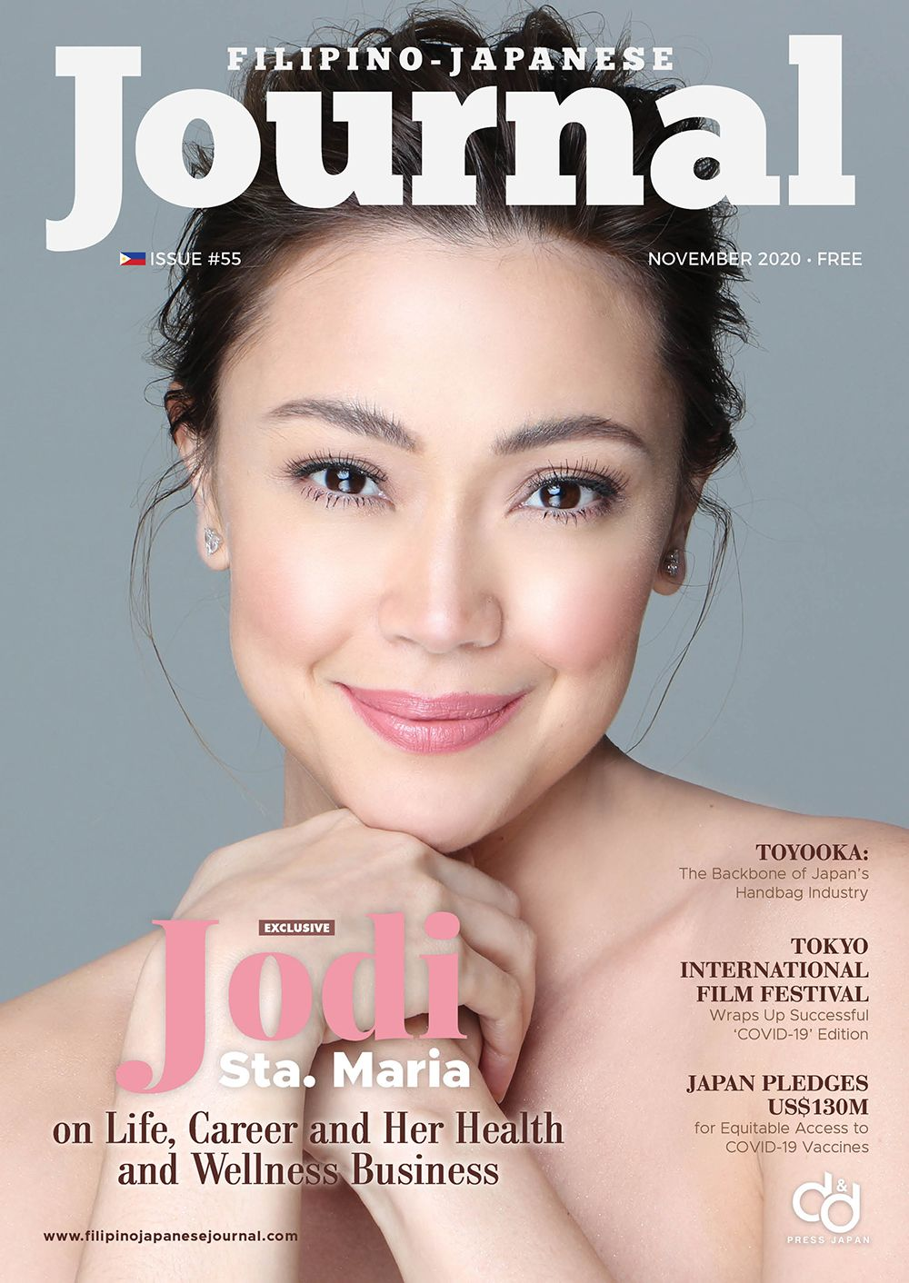 EXCLUSIVE: Jodi Sta. Maria on Life, Career and Her Health and Wellness Business