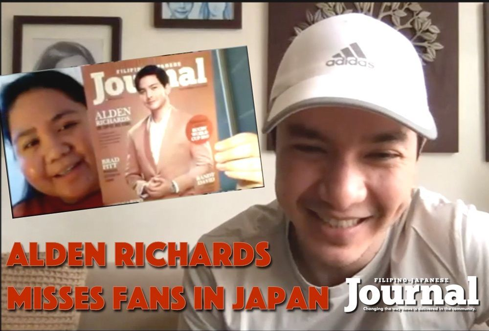 [INTERVIEW] Alden Richards Marks Decade in Biz with a Virtual Concert, Gives Message to Fans in Japan