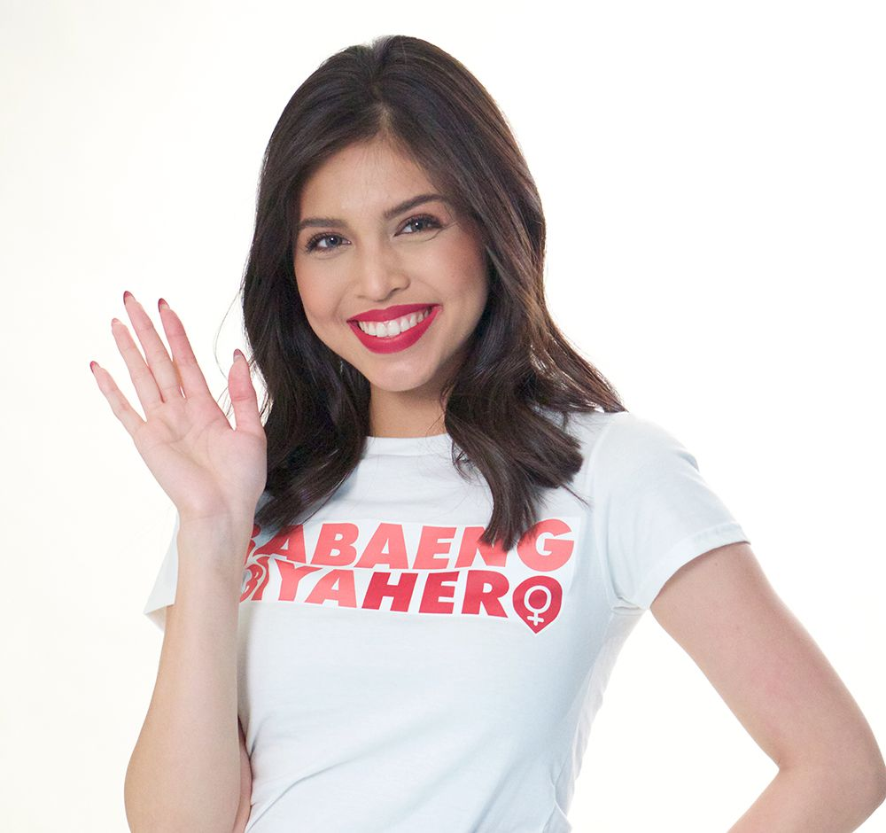 EXCLUSIVE: Maine Mendoza to OFW Women in Japan: 'Laban Lang'