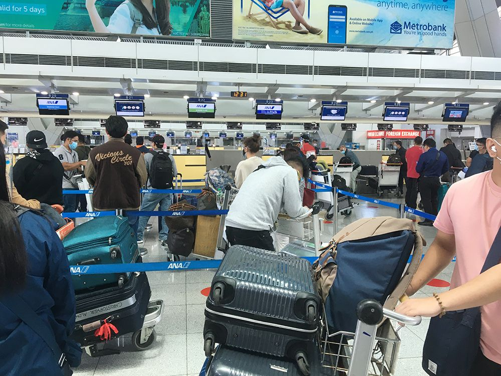 PH Immigration Bureau to Implement Travel Restriction Extension