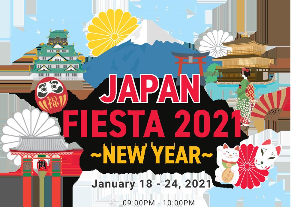 Japan Fiesta 2021 Goes Virtual