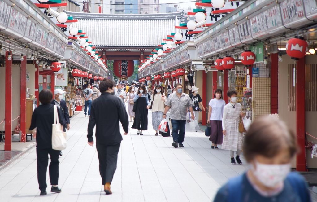 Philippines Among Top Three Recipients of Japan Visas in 2020