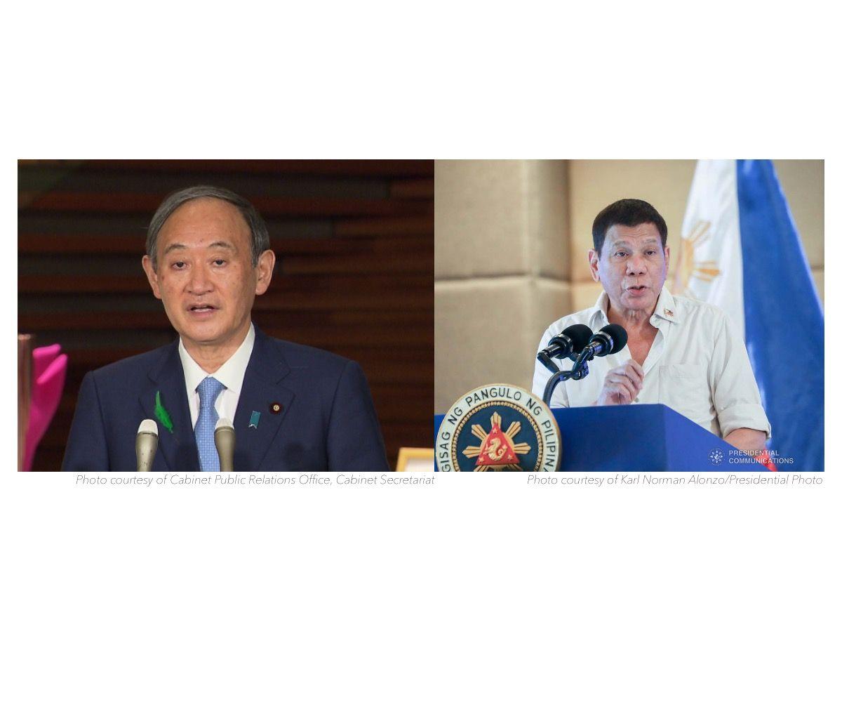 Pangakong Y20B Suportang Pinansiyal ng Japan sa Pilipinas, Naibigay na