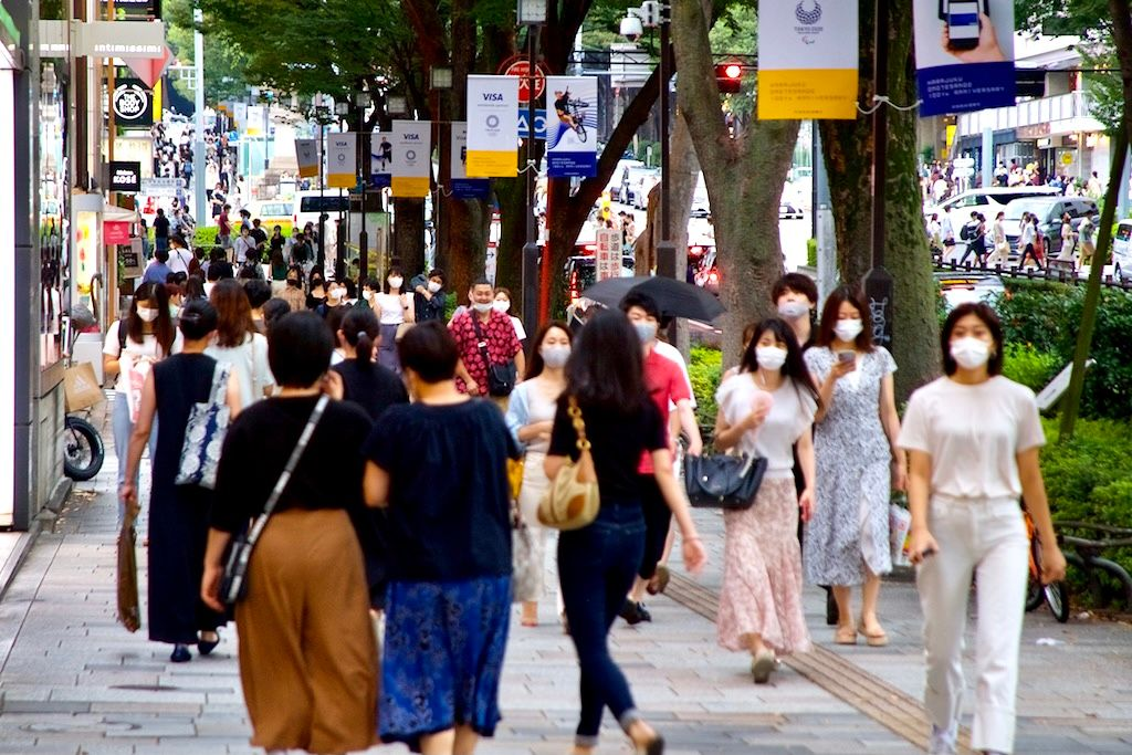 Japan Surpasses 50 Percent COVID-19 Partial Vaccination Rate