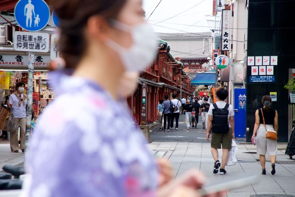 Japan Prolongs COVID-19 State of Emergency as Cases Surge