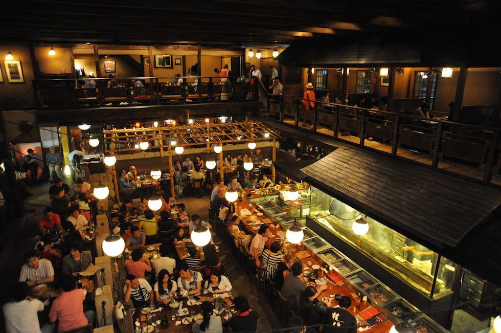 Gonpachi: The 'Kill Bill' Restaurant