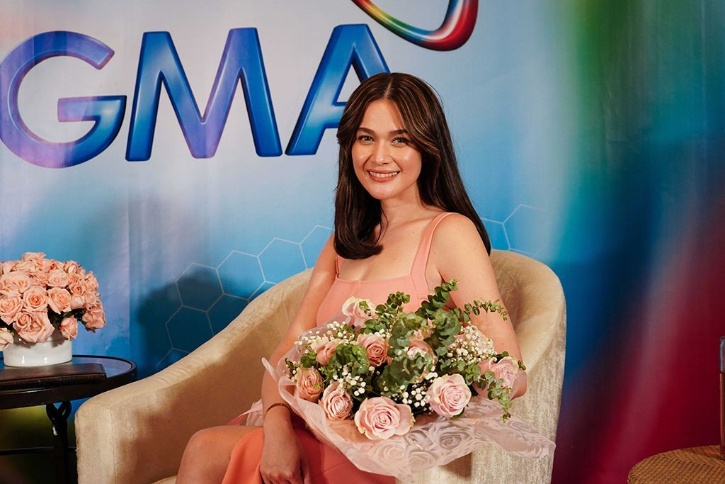 New Kapuso Star Bea Alonzo Shares What Makes Her Beautiful