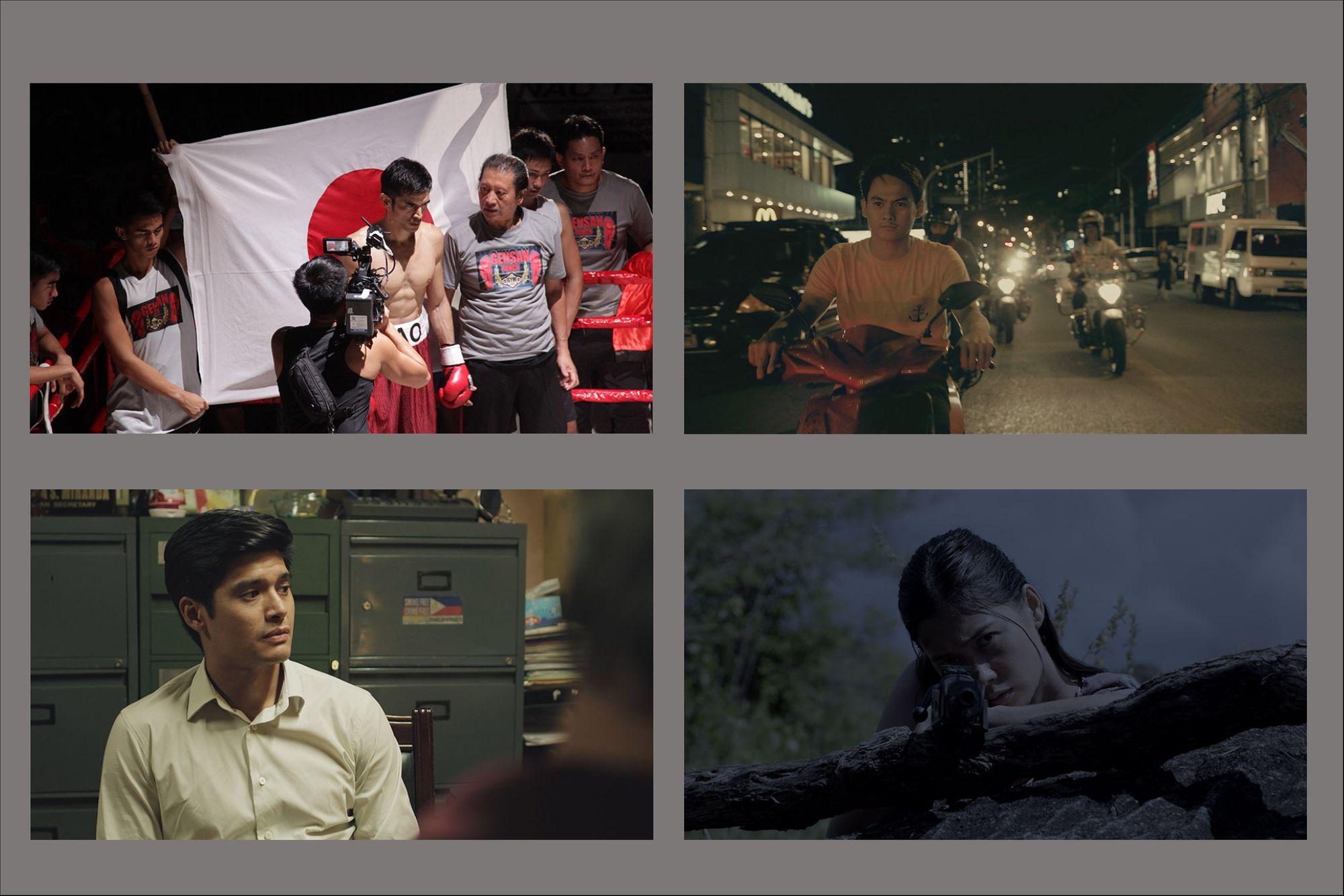 Four Filipino Films Make it to Tokyo Fest
