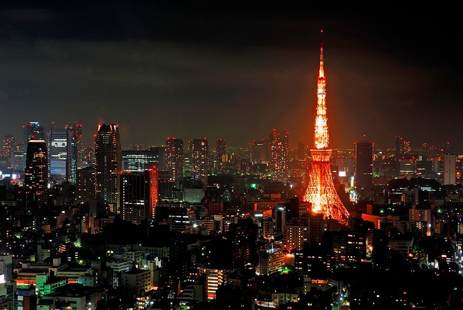 Tokyo Selected Best City in the World